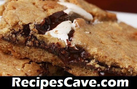 Chocolate Hazelnut S'mores Bars Recipe