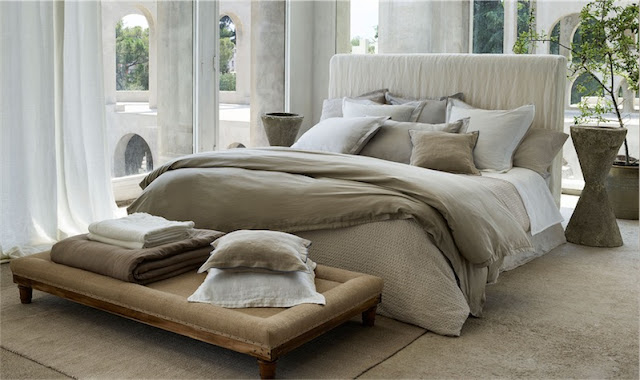 Linen Collection by Zara Home chicanddeco