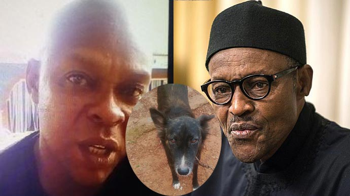 Nigeria Bar Association: Mr Joe Chinakwe committed no offense by naming his dog after Buhari