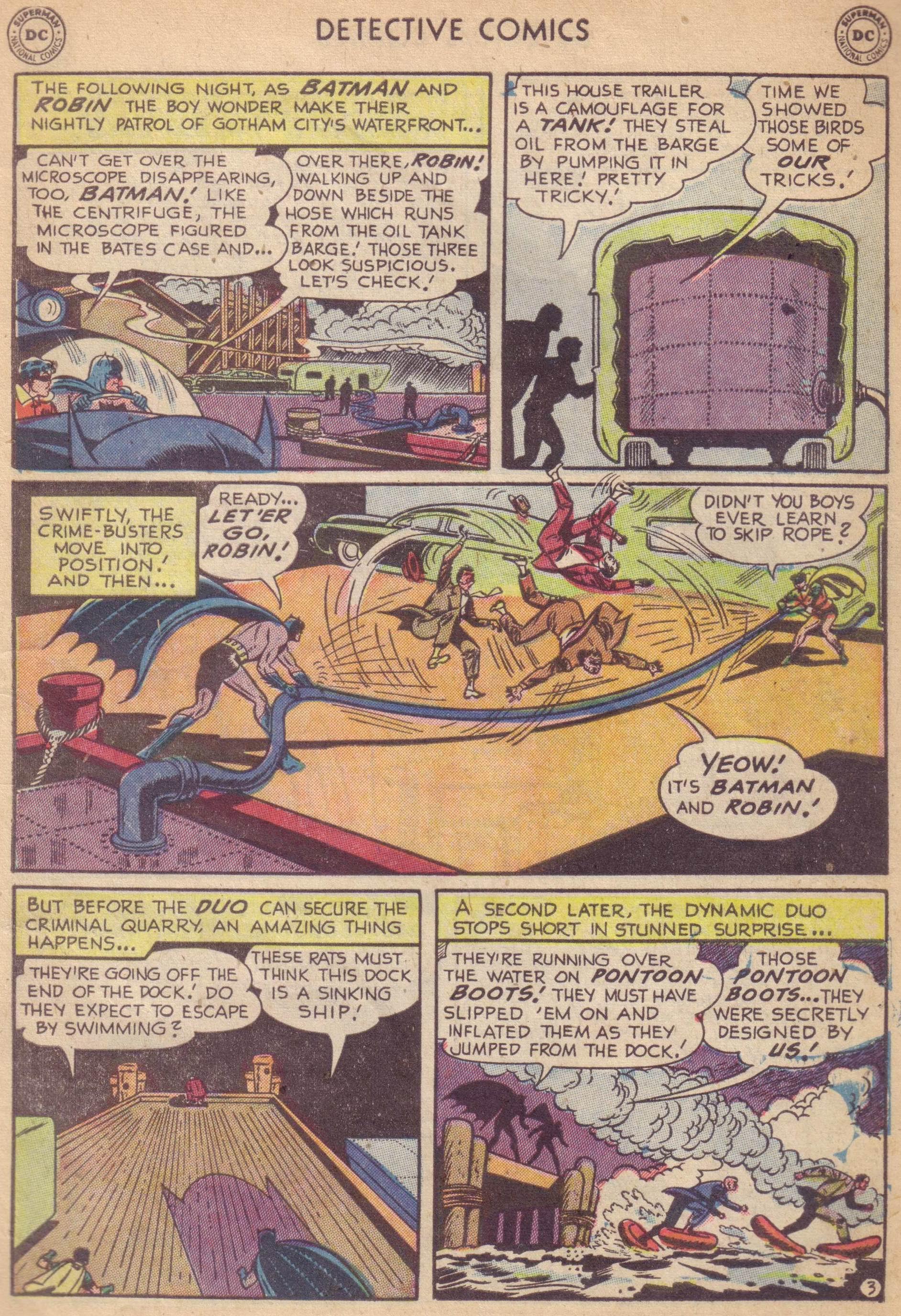 Read online Detective Comics (1937) comic -  Issue #177 - 5