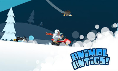 Ski Safari Apk Full Mod v1.5.4 (Mod Money)