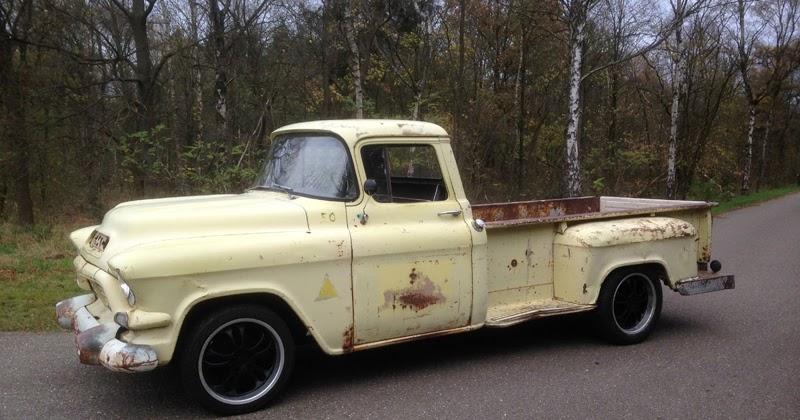 Rodcitygarage 1959 Gmc Long Bed Patina Truck