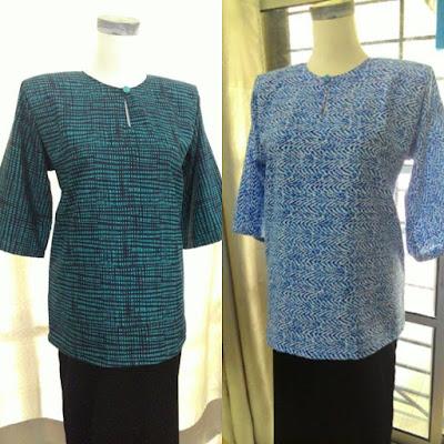 DIY Pola Baju Kurung Kedah