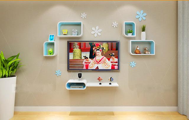 Kệ Tivi treo tường Deco Tv 52