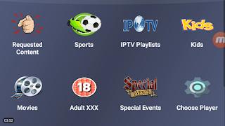 ÜCRETSİZ - IPTV İZLE EN İYİ APK - LIVE LOUNGE