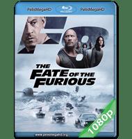 RÁPIDOS Y FURIOSOS 8 (2017) FULL 1080P HD MKV ESPAÑOL LATINO