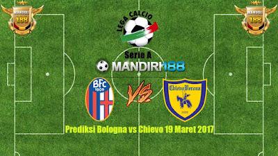 AGEN BOLA - Prediksi Bologna vs Chievo 19 Maret 2017