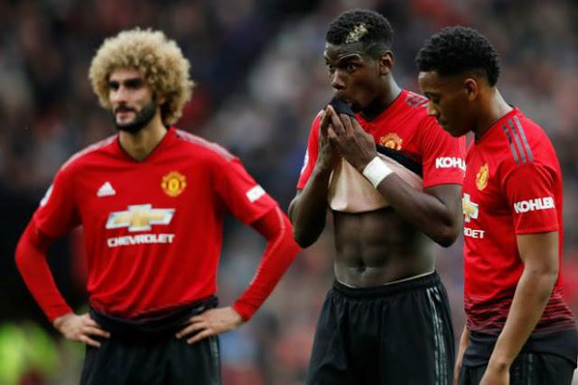 MU cực căng: Pogba ám chỉ Mourinho hèn nhát, chê chiến thuật sai lầm 1