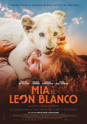Mia Et Le Lion Blanc 2018 DVD R4 NTSC Latino
