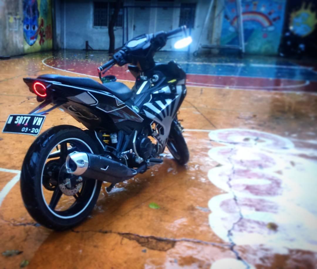 Contoh Modifikasi Yamaha MX King 150 Terbaru 2016