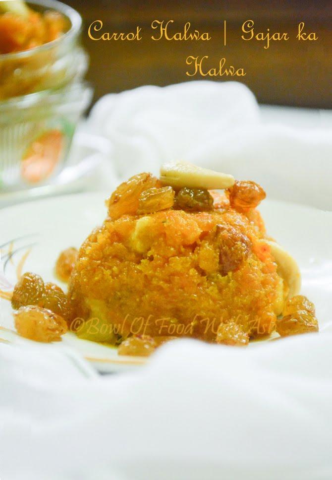 Carrot Halwa Recipe | How To Make Gajar Ka Halwa