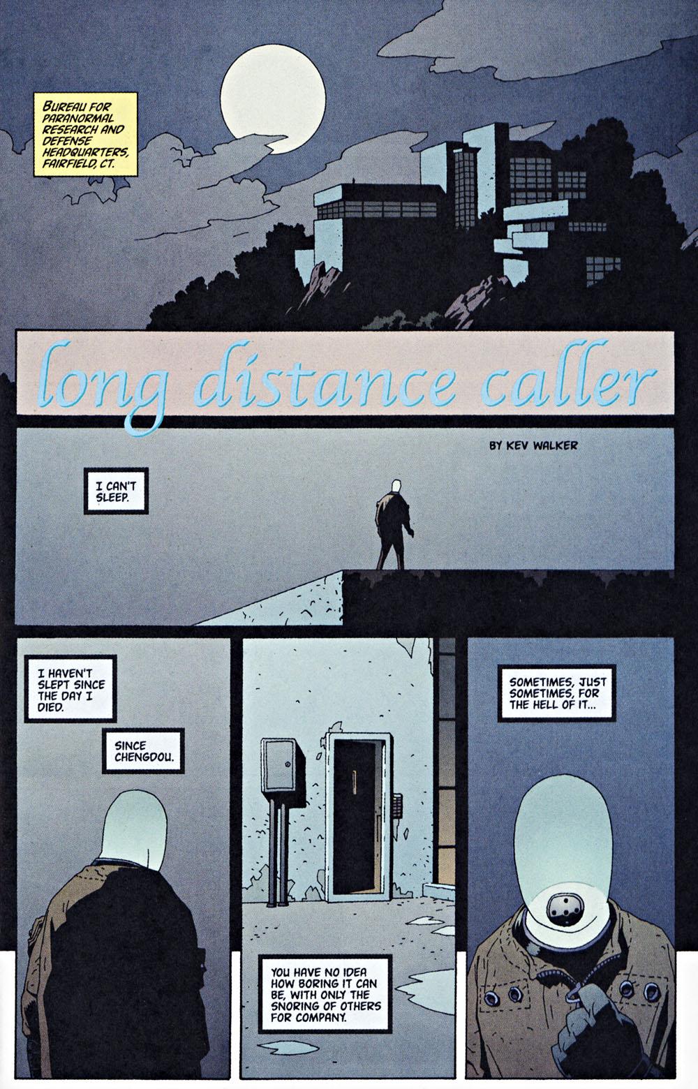 Read online Hellboy: Weird Tales comic -  Issue #7 - 19