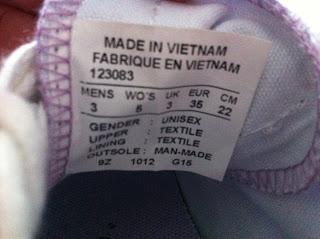 Converse Made in Vietnam