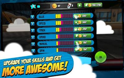 Epic Skater latest version mod