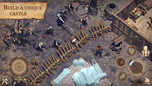 grim soul dark fantasy survival gameplay