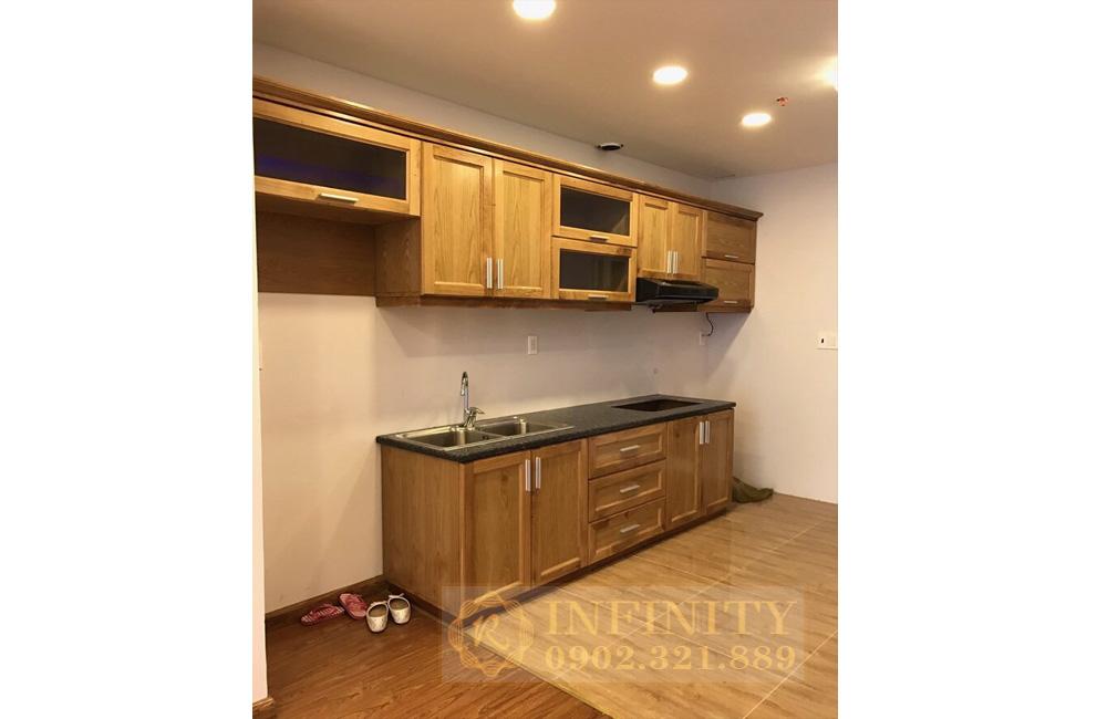 cho thuê văn phòng everrich infinity - tủ bếp