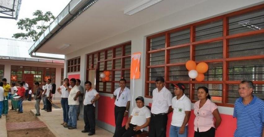 Más de 41 millones logra el Gobierno Regional de San Martín para obras en Educación y Salud