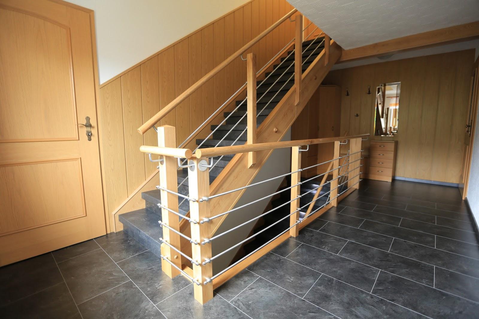 Holz Gelander Innen Modern Einfamilienhaus Holzhaus Modern Was Wir
