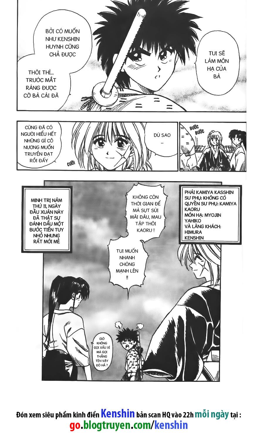 Rurouni Kenshin chap 4 trang 20