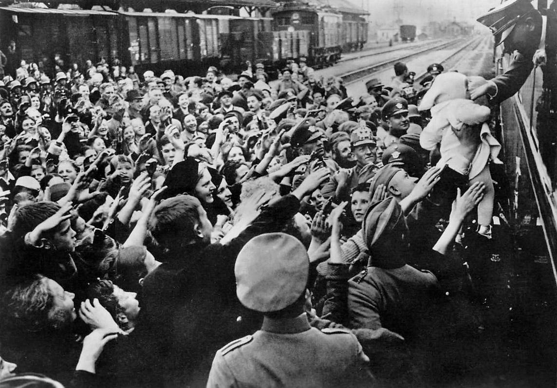 No Mosconews Llegaron Al En Poder Por Urnas Las Los Alemania Nazis – VUMzpS
