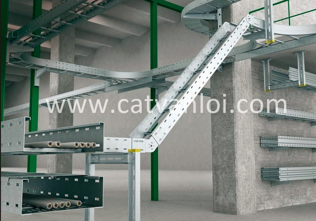 Cvl Wire Mesh Cable Tray Catalog C 225 Ch Lắp đặt M 225 Ng C 225 P