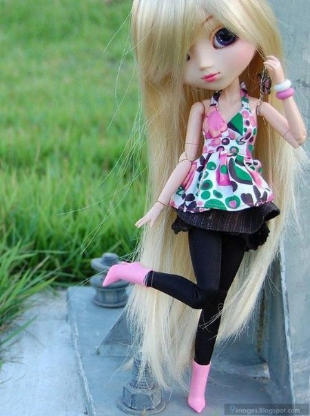 alone barbie doll images