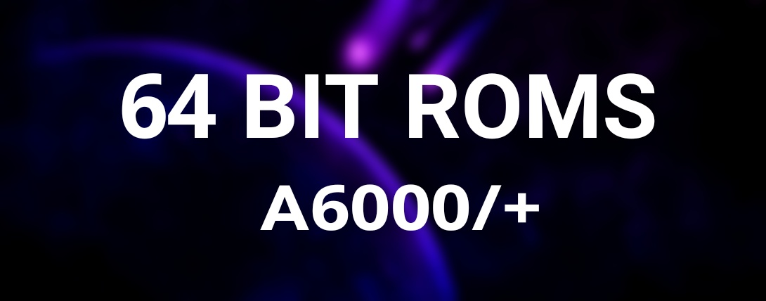 All 64bit ROMs for Lenovo A6000/+ - TheSpAndroid