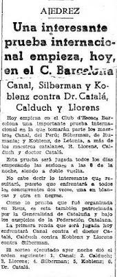 Recorte de prensa en El Mundo Deportivo