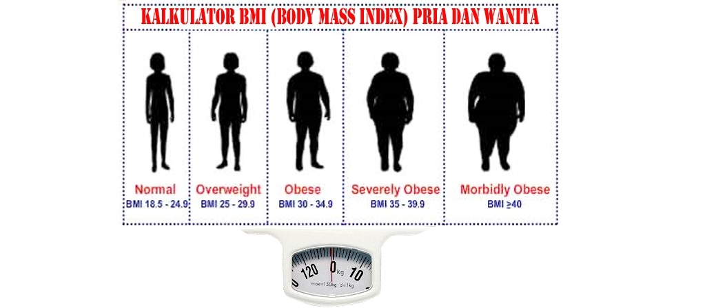 Cara Menghitung BMI (Body Mass Index)