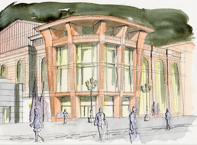 Dise o de interiores escuela de arte de motril el dibujo - Escuela de diseno de interiores ...