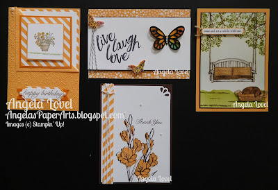 Stampin' Up! #OnStage2016 Peekaboo Peach 2016-18 In-Color