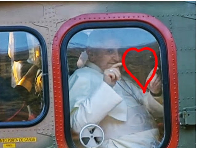 Pope Francis in Brazil 2013