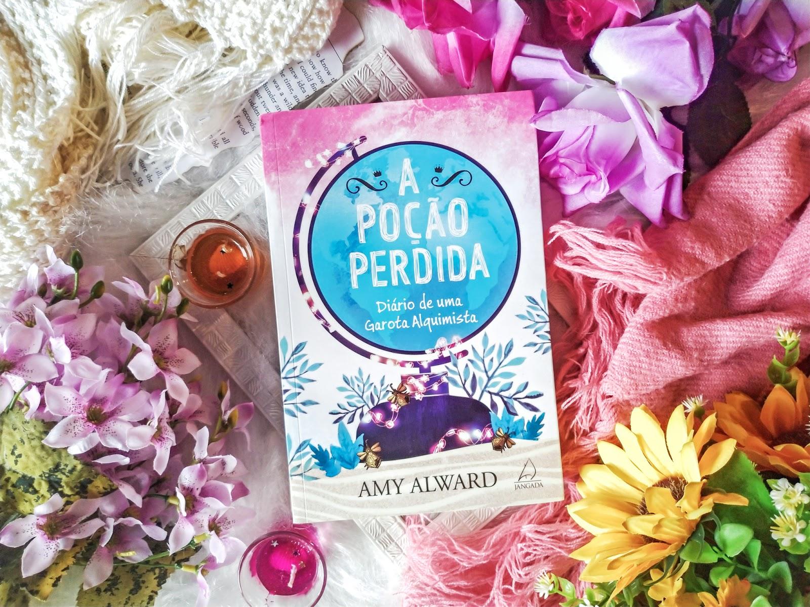 A Poção Perdida - Amy Alward | Resenha