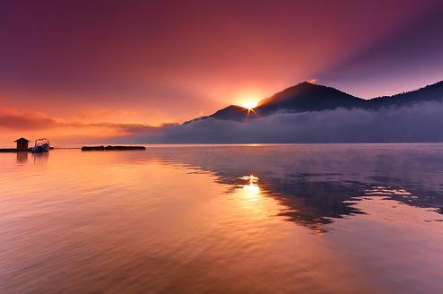 Danau Batur Kintamani , the beauty of the mountains and ...