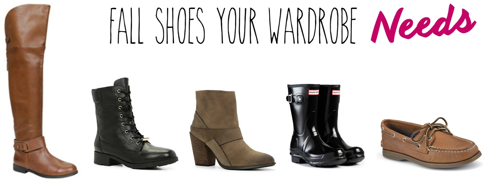 Le Northern Belle Blog | Fall Fashion Items Every Wardrobe Needs