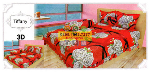 Sprei Lady Rose Tiffany