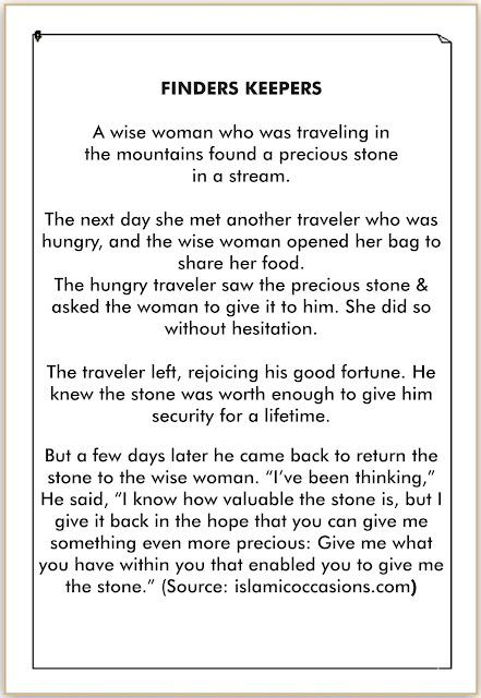 contoh cerita untuk storytelling