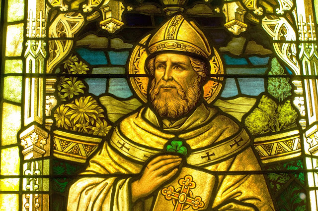 St. Patrick: The Man and the Holiday