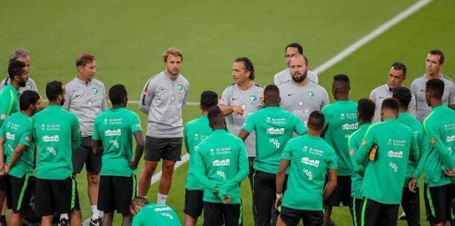 المانيا تحسم المباراة مع المنتخب السعودي استعدادا لكأس العالم