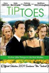 Tiptoes (2003) Drama con Gary Oldman