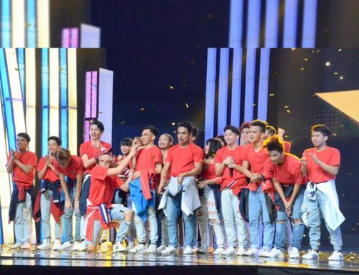 VIDEO: 'Power Impact' gets Golden Buzzer from Vice Ganda on PGT