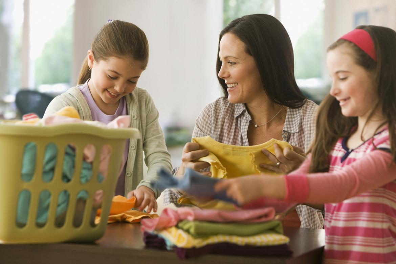 C mo ser una madre feliz for Cosas del hogar online