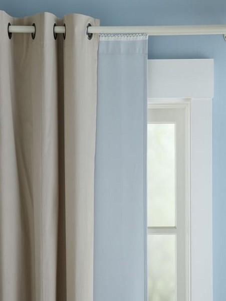 Creative idea of Blackout window curtain liner