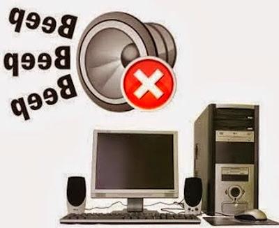 Arti Bunyi beep pada PC