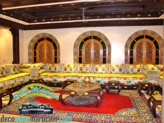 Salon marocain old palas