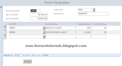 Cara-Membuat-Query-Update-Stok-Barang-borneotutorials