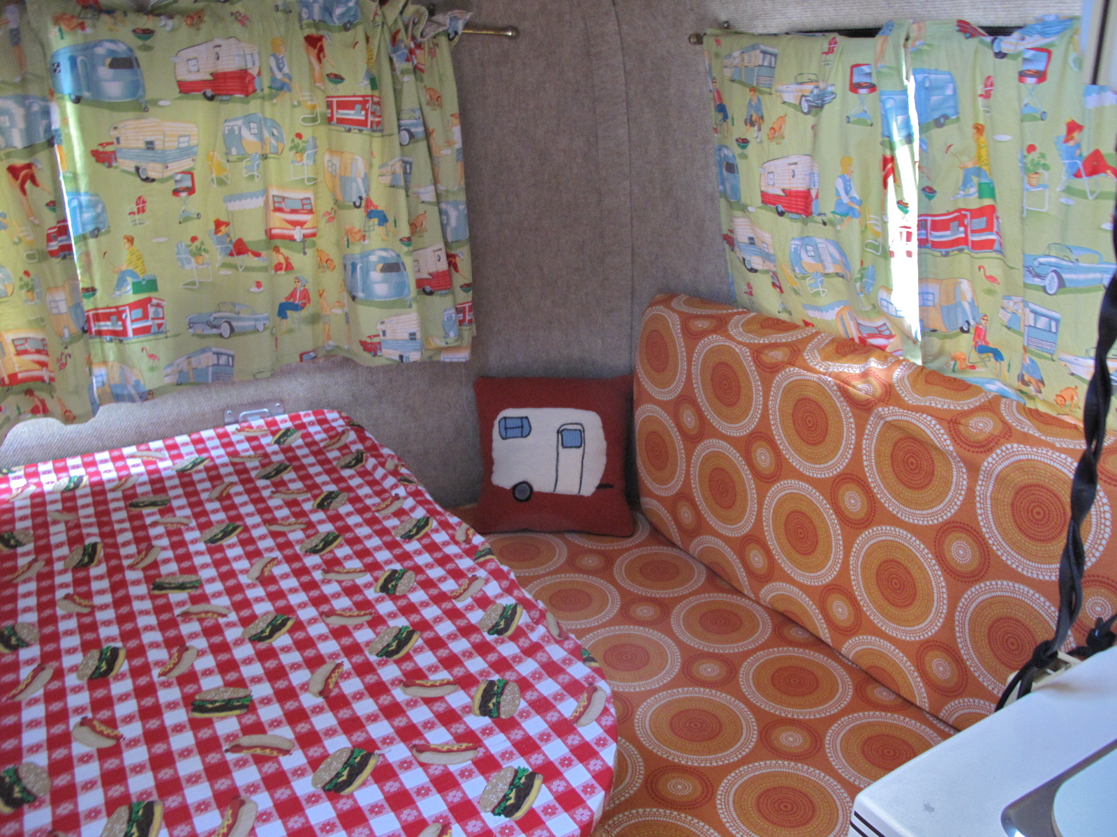 Small Camper Decorating Ideas