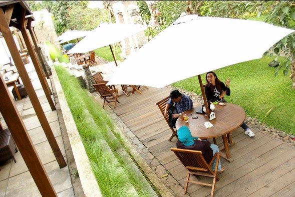 880 Desain Taman Untuk Cafe Terbaik