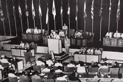 Sejarah Gerakan Non Blok Dan Latar Belakang Berdirinya Gerakan Non Blok