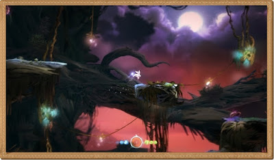 Ori and the Blind Forest Gameplay PC